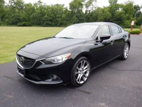 2015 Mazda MAZDA6 for sale at MIKES AUTO CENTER in Lexington OH