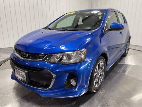 2018 Chevrolet Sonic for sale at HILAND TOYOTA in Moline IL