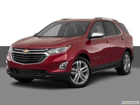 2019 Chevrolet Equinox for sale at West Motor Company - West Motor Ford in Preston ID