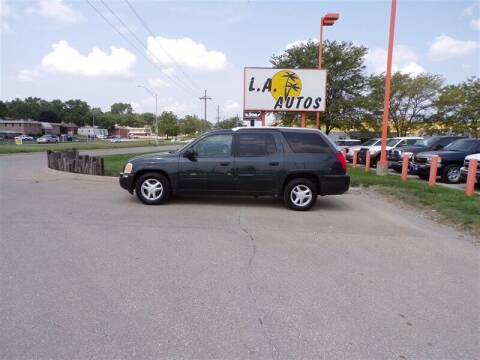 2004 GMC Envoy XUV for sale at L A AUTOS in Omaha NE