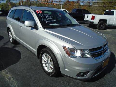 2013 Dodge Journey for sale at River City Auto Sales in Cottage Hills IL