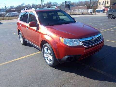 2010 Subaru Forester for sale at First Rate Motors in Milwaukee WI