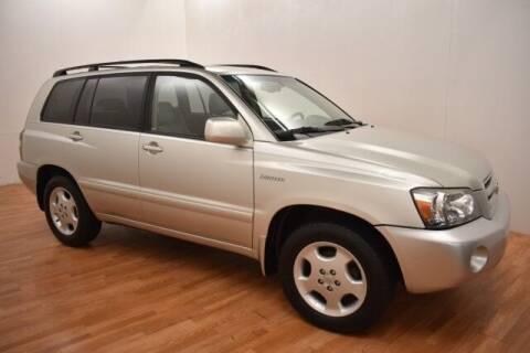 2004 Toyota Highlander for sale at Paris Motors Inc in Grand Rapids MI