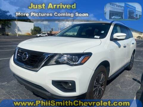 2018 Nissan Pathfinder for sale at PHIL SMITH AUTOMOTIVE GROUP - Phil Smith Chevrolet in Lauderhill FL