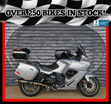 2013 Triumph Trophy SE for sale at AZautorv.com in Mesa AZ