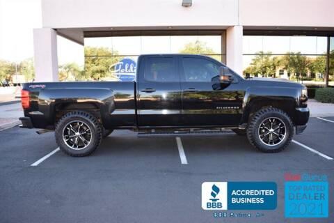 2016 Chevrolet Silverado 1500 for sale at GOLDIES MOTORS in Phoenix AZ