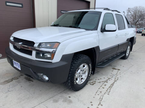 2003 Chevrolet Avalanche for sale at Dakota Auto Inc. in Dakota City NE