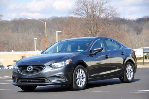 2015 Mazda MAZDA6 for sale at T CAR CARE INC in Philadelphia PA