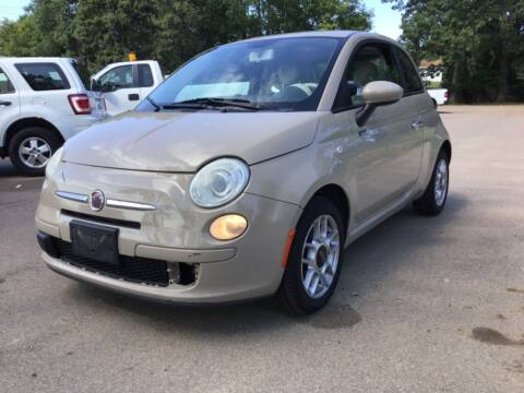 2012 FIAT 500 for sale at Sparkle Auto Sales in Maplewood MN