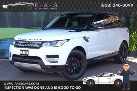 2014 Land Rover Range Rover Sport for sale at Best Car Buy in Glendale CA