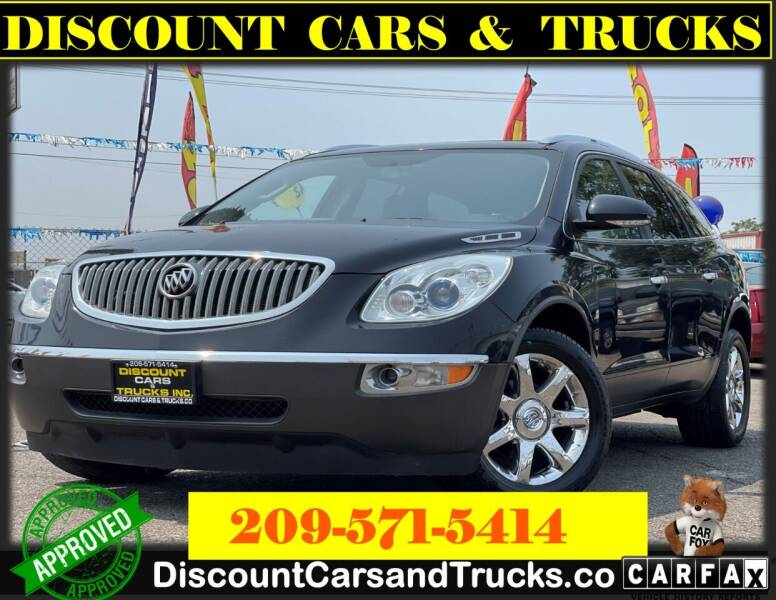2008 Buick Enclave for sale at Discount Cars & Trucks in Modesto CA