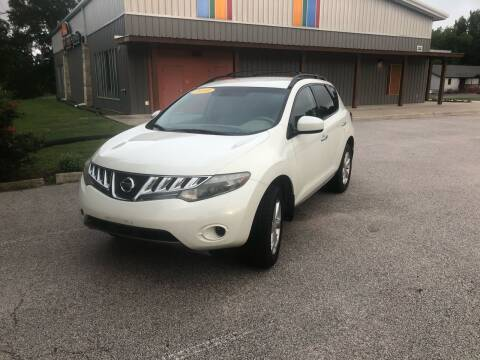 2010 Nissan Murano for sale at Discount Auto in Austin TX