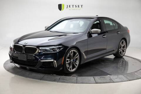 2018 BMW 5 Series for sale at Jetset Automotive in Cedar Rapids IA