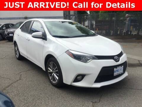 2014 Toyota Corolla for sale at Toyota of Seattle in Seattle WA