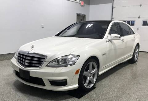 2010 Mercedes-Benz S-Class for sale at B Town Motors in Belchertown MA
