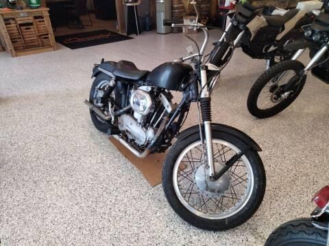 1960 Harley-Davidson Sportster for sale at Boondox Motorsports in Caledonia MI