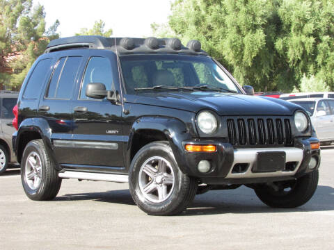 2004 Jeep Liberty for sale at Best Auto Buy in Las Vegas NV