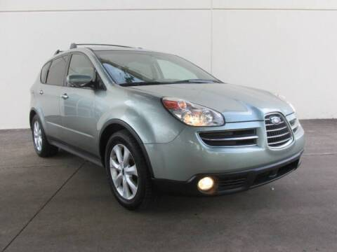 2006 Subaru B9 Tribeca for sale at QUALITY MOTORCARS in Richmond TX