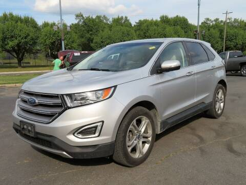 2017 Ford Edge for sale at Low Cost Cars North in Whitehall OH
