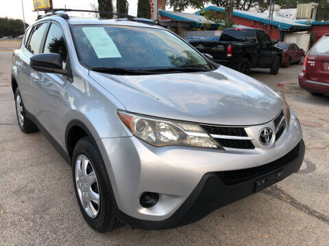 2015 Toyota RAV4 for sale at PRESTIGE AUTOPLEX LLC in Austin TX