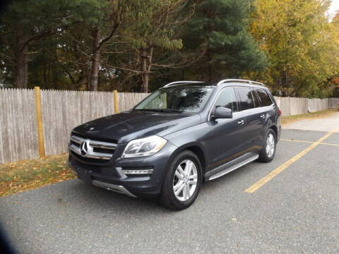 2014 Mercedes-Benz GL-Class for sale at Wayland Automotive in Wayland MA