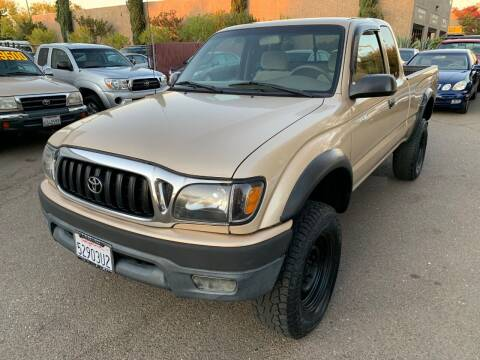 2001 Toyota Tacoma for sale at C. H. Auto Sales in Citrus Heights CA