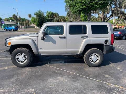 2008 HUMMER H3 for sale at BSS AUTO SALES INC in Eustis FL