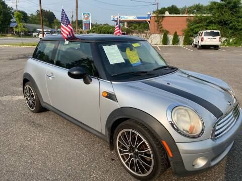 2009 MINI Cooper for sale at Primary Motors Inc in Commack NY