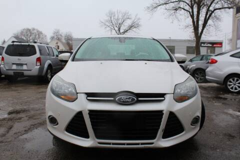 2012 Ford Focus for sale at Rochester Auto Mall in Rochester MN