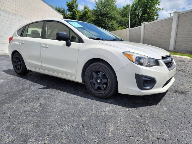 2013 Subaru Impreza for sale at AUTO FIESTA in Norcross GA
