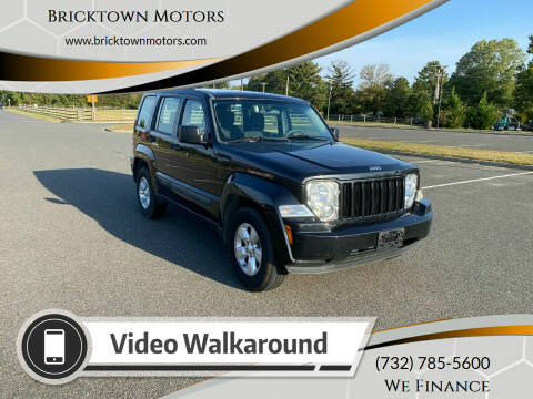 2009 Jeep Liberty for sale at Bricktown Motors in Brick NJ