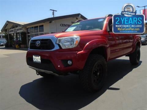 2014 Toyota Tacoma for sale at Centre City Motors in Escondido CA