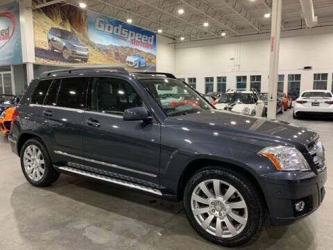 2012 Mercedes-Benz GLK for sale at Godspeed Motors in Charlotte NC