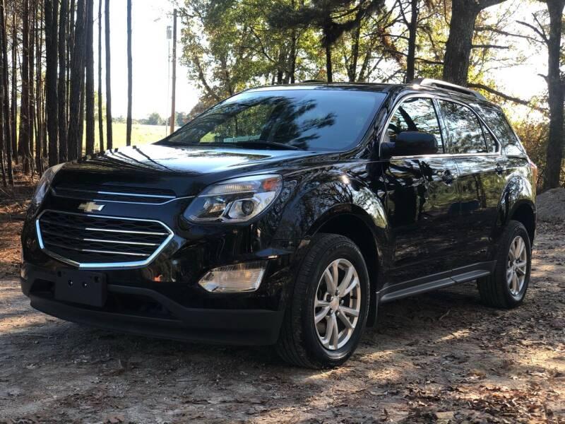 2016 Chevrolet Equinox for sale at MGM Motors LLC in De Soto KS