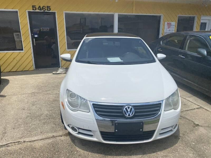 2011 Volkswagen Eos for sale in Pensacola, FL