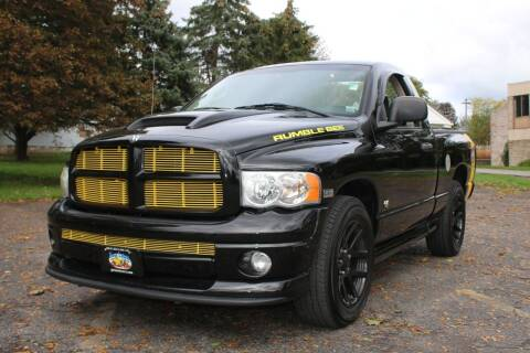 2005 Dodge Ram Pickup 1500 for sale at Great Lakes Classic Cars & Detail Shop in Hilton NY