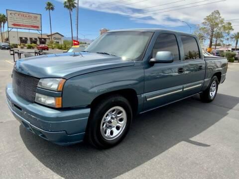 2007 Chevrolet Silverado 1500 Classic for sale at Charlie Cheap Car in Las Vegas NV