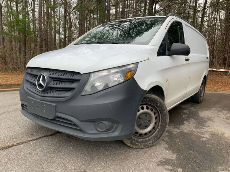 2016 Mercedes-Benz Metris for sale at Global Imports Auto Sales in Buford GA