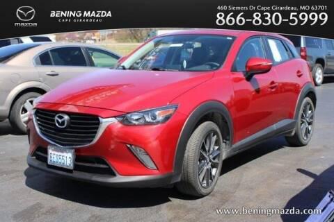 2017 Mazda CX-3 for sale at Bening Mazda in Cape Girardeau MO