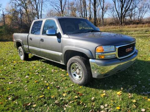 2002 GMC Sierra 1500HD for sale at Drive Motor Sales in Ionia MI