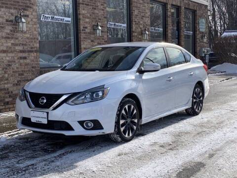 2018 Nissan Sentra for sale at The King of Credit in Clifton Park NY