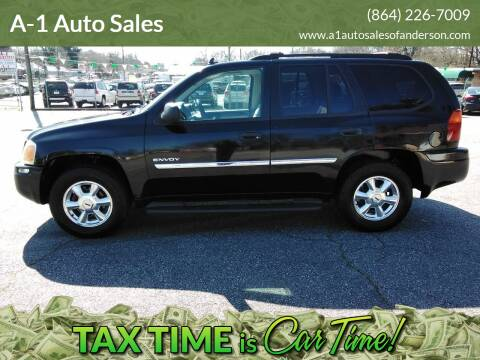 2006 GMC Envoy for sale at A-1 Auto Sales in Anderson SC