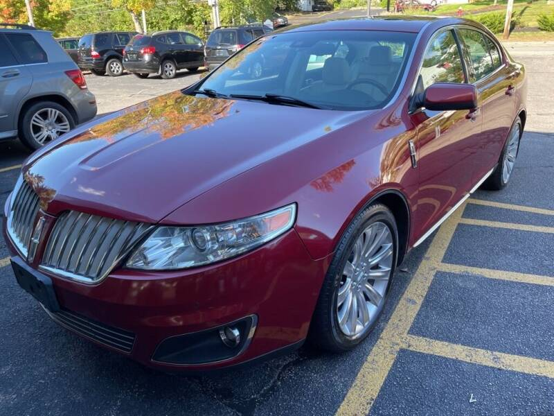 2009 Lincoln MKS for sale at Premier Automart in Milford MA
