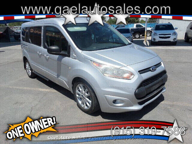 2014 Ford Transit Connect Wagon for sale in El Paso, TX