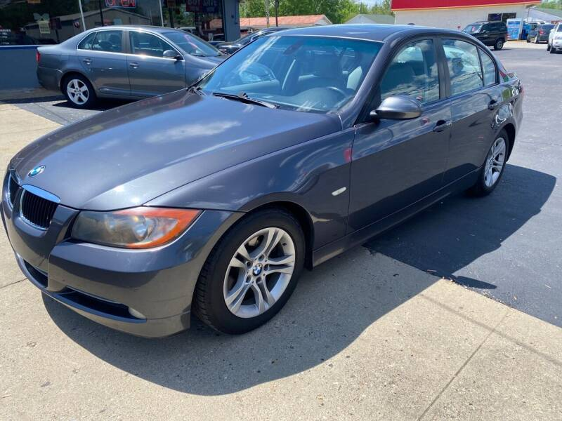 2008 BMW 3 Series for sale at Wise Investments Auto Sales in Sellersburg IN