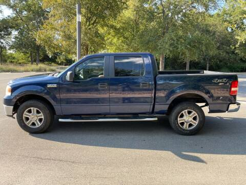 2007 Ford F-150 for sale at GTC Motors in San Antonio TX