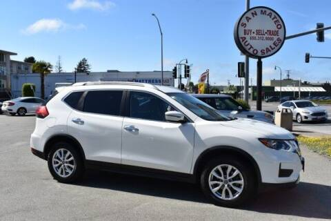 2017 Nissan Rogue for sale at San Mateo Auto Sales in San Mateo CA