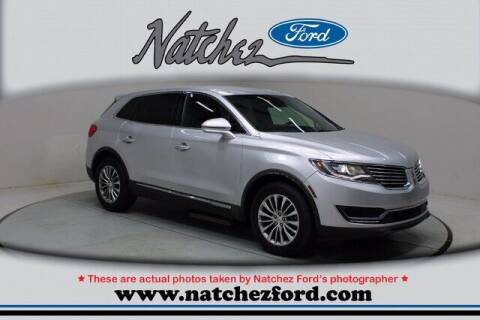 2016 Lincoln MKX for sale at Auto Group South - Natchez Ford Lincoln in Natchez MS