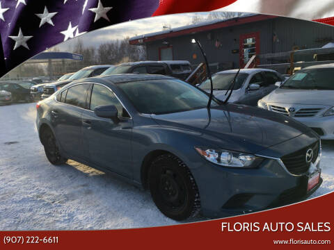 2014 Mazda MAZDA6 for sale at FLORIS AUTO SALES in Anchorage AK