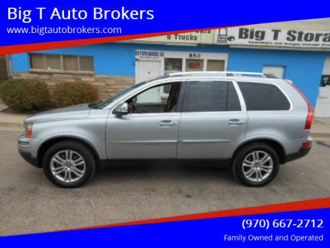 2008 Volvo XC90 for sale at Big T Auto Brokers in Loveland CO